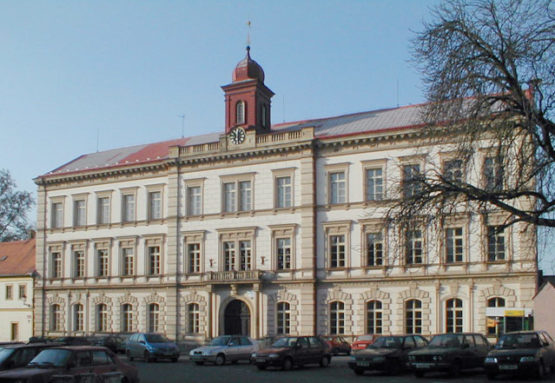 SPŠ-Jičín-Strojníbudova